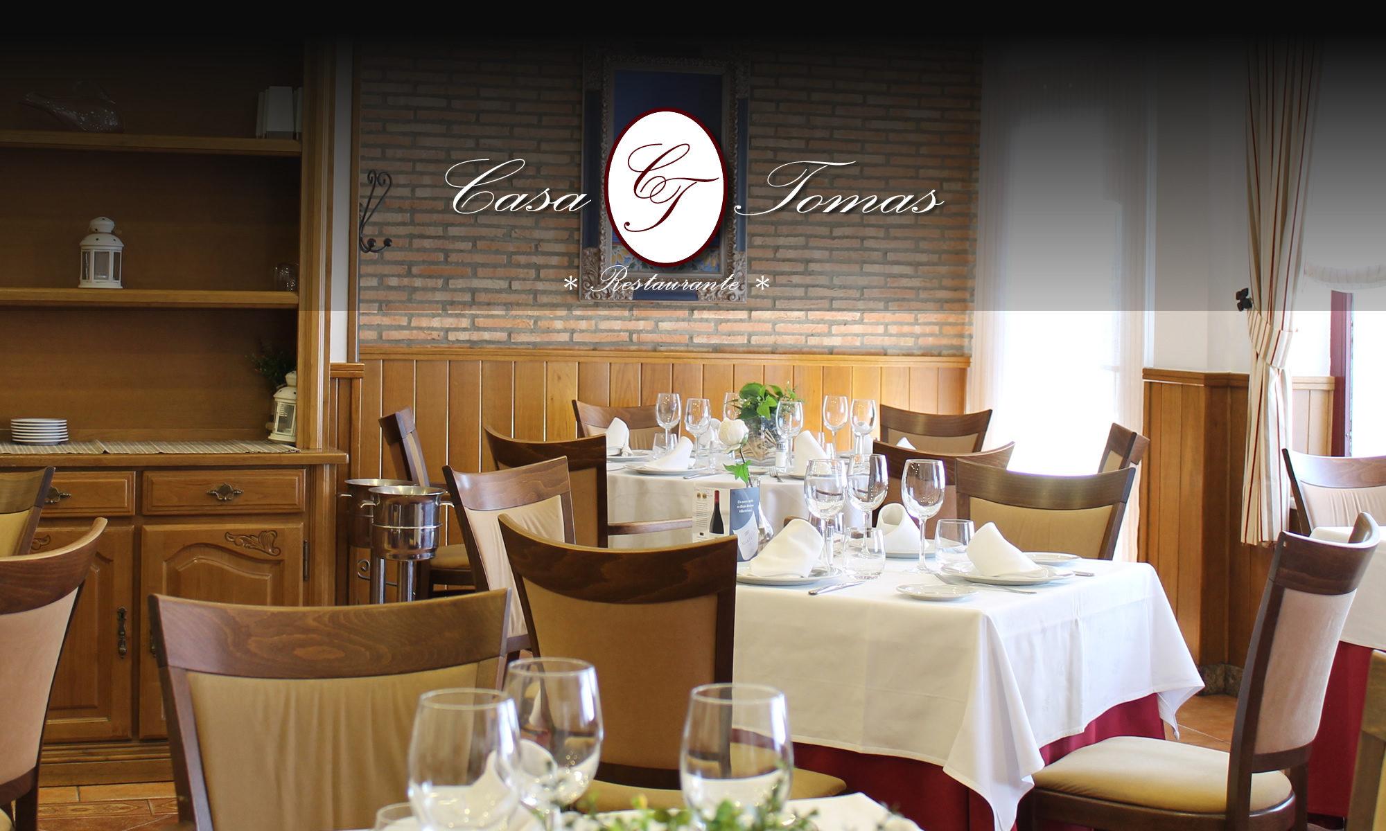 Restaurante Casa Tomas Plasencia